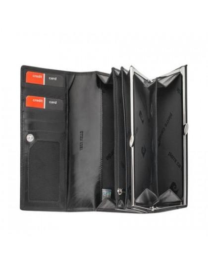 Дамско портмоне от естествена кожа Pierre Cardin PCL00403