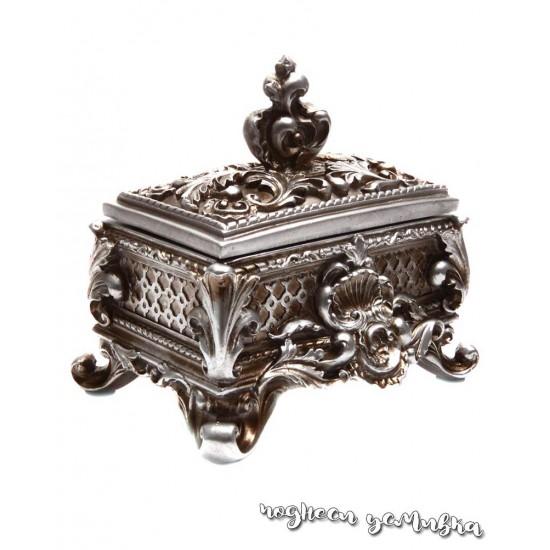 Retro style jewelry box