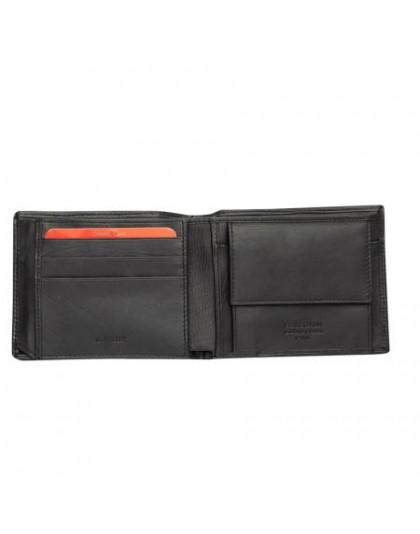 Марков мъжки портфейл от естествена кожа Pierre Cardin PCL02604