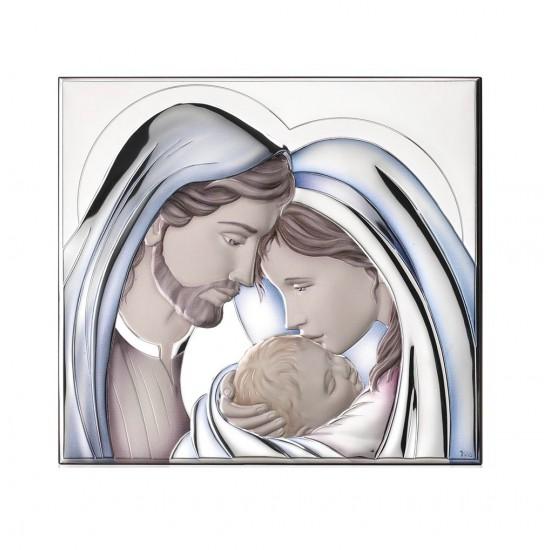 Икона на Божието семейство 30х27 см.