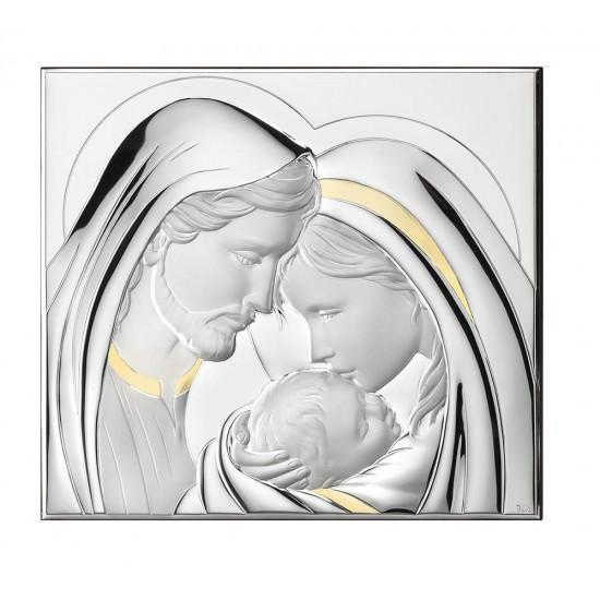 Икона на Свeтото Семейство 29х26.5 см.