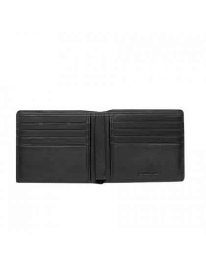 Cerruti RR018 Мъжки комплект портфейл, колан и ключодържател