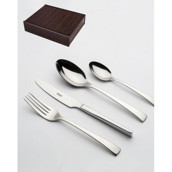 Комплект прибори за хранене Dalper Antracite DAL05634
