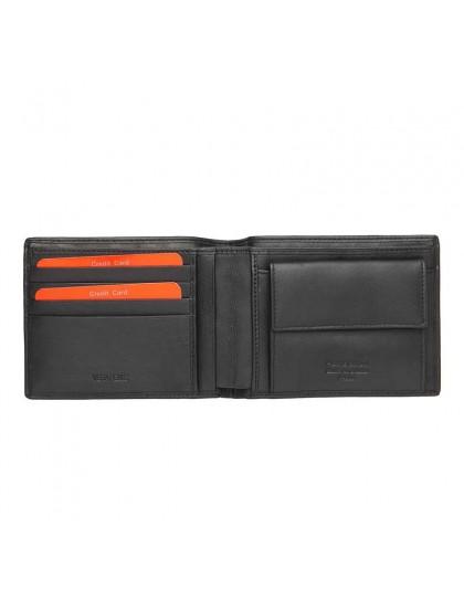 Pierre Cardin PCL045B Мъжки комплект портфейл и колан