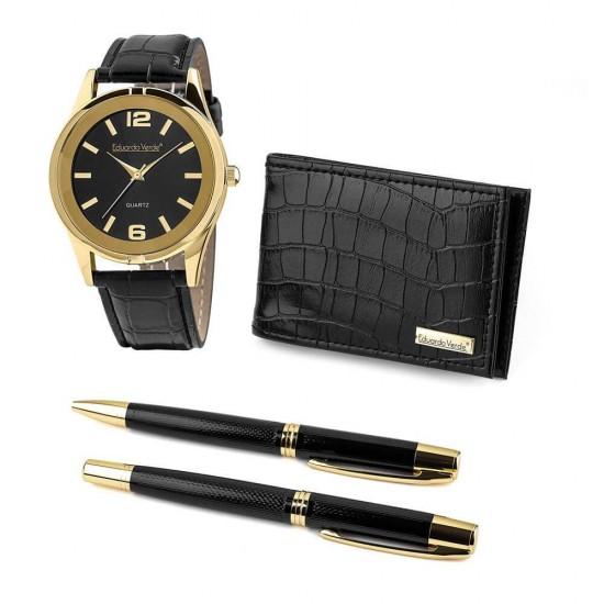 Луксозен подаръчен комплект Eduardo Verde