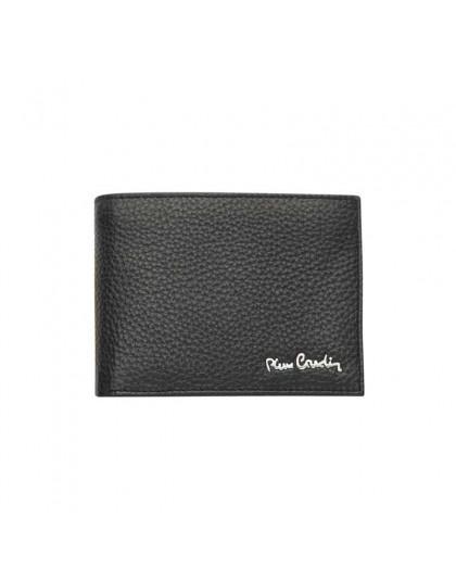 Мъжки портфейл от естествена кожа Pierre Cardin PCL02002