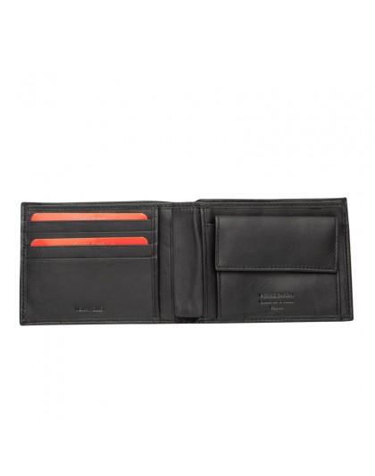 Мъжки портфейл от естествена кожа Pierre Cardin PCL02109