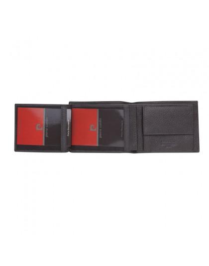 Мъжки портфейл от естествена кожа Pierre Cardin PCL02602