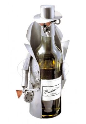 Подарък за мафиот - Оригинална стойка за бутилки