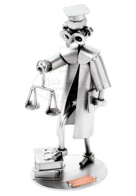 Подарък за адвокат - Фигура Hinz & Kunst