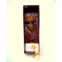 Скъп подарък за жена - Роза от злато