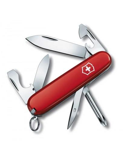 Швейцарско ножче Victorinox и мъжки портфейл Mano с RFID защита (комплект)