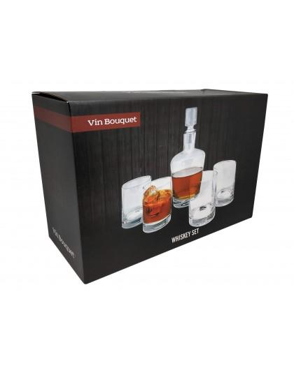 Стилен комплект за уиски Vin Bouquet FIA 362