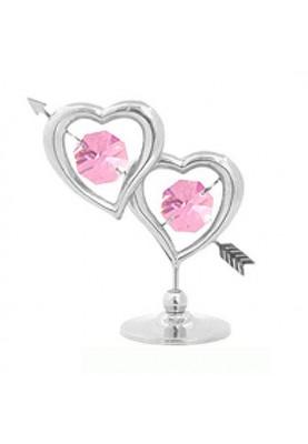 Подарък за влюбени - Миниатюра сърца