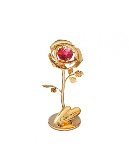 Златна роза миниатюра