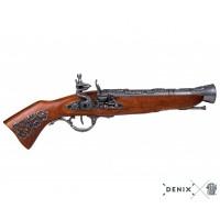 Декоративен австрийски пистолет Flintlock Blunderbuss 1231/G