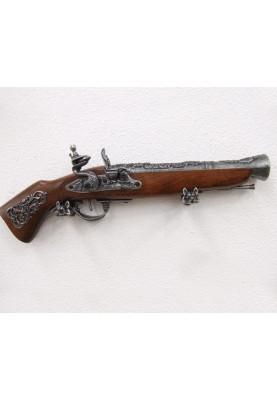 Декоративен австрийски пистолет Flintlock Blunderbuss