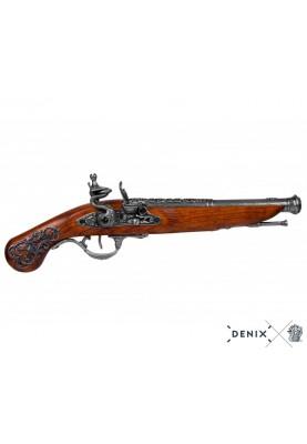 Декоративен английски пистолет Flintlock от 18 век Denix