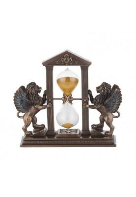 Пясъчен часовник за подарък - Луксозна статуетка