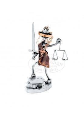 Оригинален подарък за адвокат, съдия или прокурор - Фигура на Темида