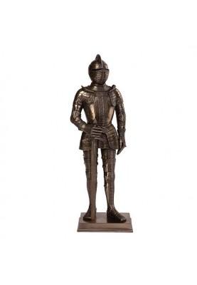 Статуетка за подарък - Рицар 33см с броня и меч