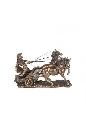 Статуетка за подарък - Римска колесница