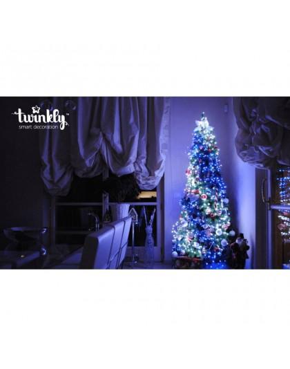 LED осветление за Коледна елха за мобилни устройства с iOS и Android