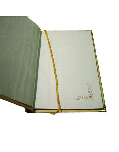 Wedding book for wishes