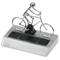 Вечен велосипедист за бюро със соларно захранване