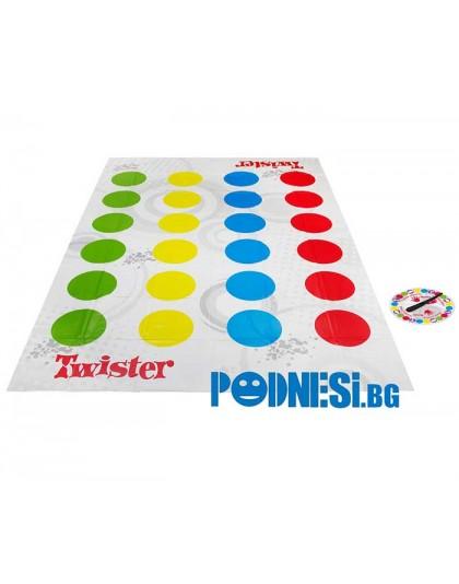 Игра Туистър - Twister