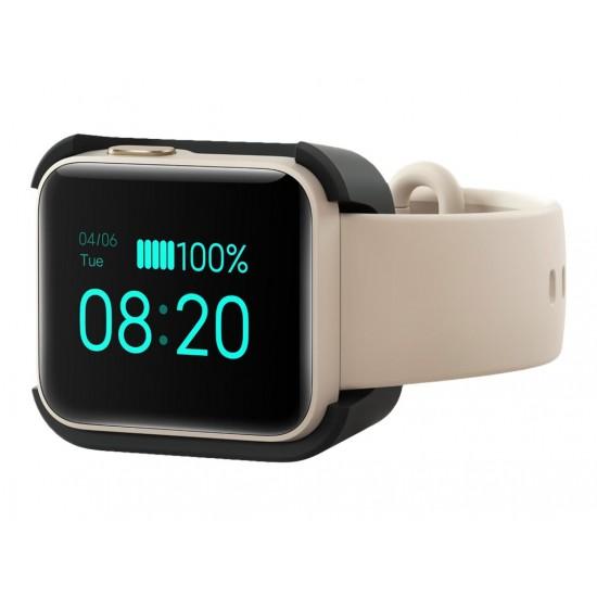 Смарт часовник Xiaomi Mi Watch Lite BHR4359GL, слонова кост