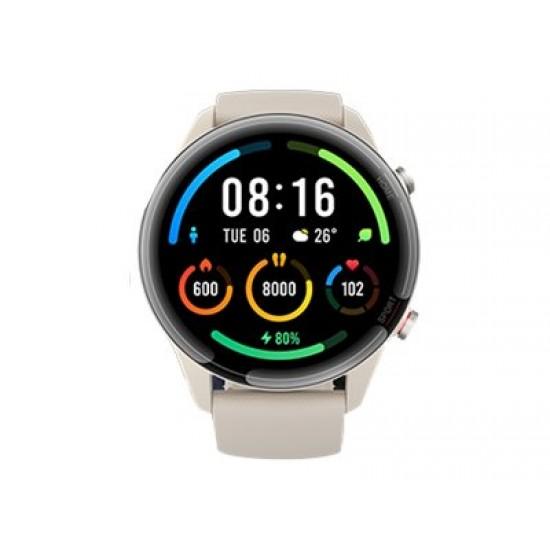 Смарт часовник Xiaomi Mi Watch BHR4723GL, бежов