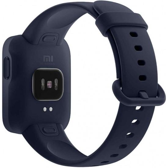 Смарт часовник Xiaomi Mi Watch Lite BHR4358GL, син