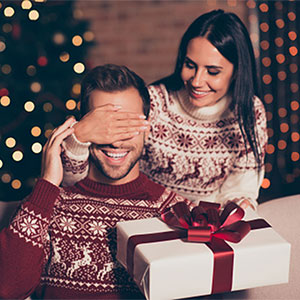 Christmas gifts for a man