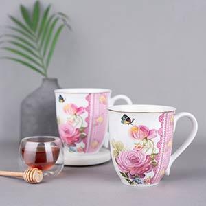 Luxury coffee cups