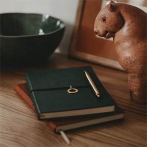 Luxury notebooks and organizers