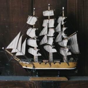 Макети на кораби