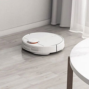 Xiaomi robot vacuum cleaners
